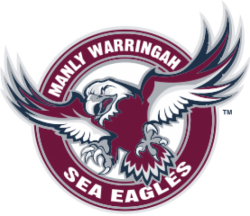Manly Warringah Sea Eagles Logo