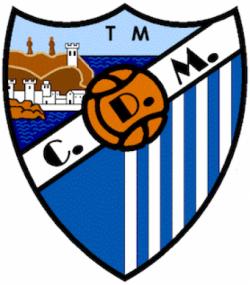 CD Málaga Logo