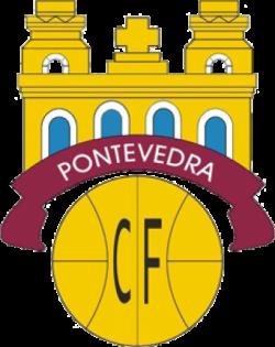 Pontevedra CF Logo