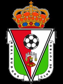 Real Burgos CF Logo
