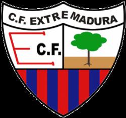 CF Extremadura Logo