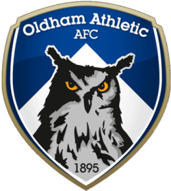 Oldham Athletic A.F.C. Logo