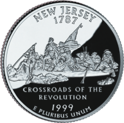 New Jersey (50 State Quarter)
