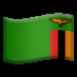 Zambia (Apple iOS 10.3)