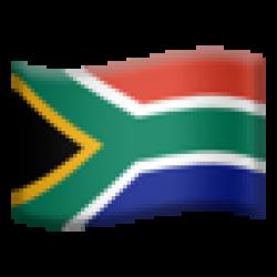 South Africa (Apple iOS 10.3)