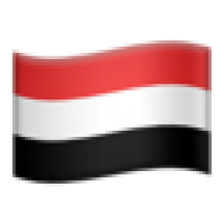 Yemen (Apple iOS 10.3)