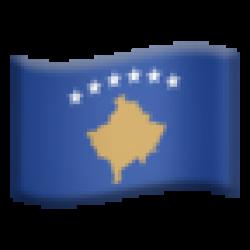 Kosovo (Apple iOS 10.3)