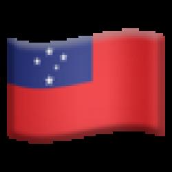 Samoa (Apple iOS 10.3)