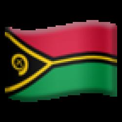 Vanuatu (Apple iOS 10.3)