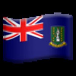 British Virgin Islands (Apple iOS 10.3)