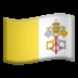 Vatican City (Apple iOS 10.3)