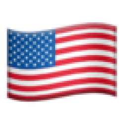 U.S. Outlying Islands (Apple iOS 10.3)