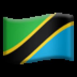 Tanzania (Apple iOS 10.3)