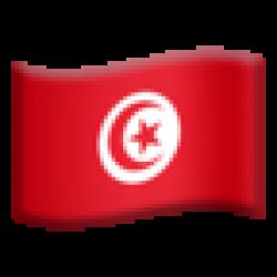 Tunisia (Apple iOS 10.3)