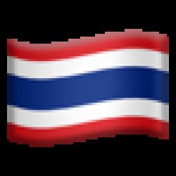 Thailand (Apple iOS 10.3)