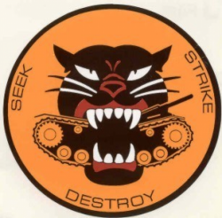 Tank Destroyer Battalion Emblem