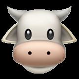 Cow Face (Apple iOS 12.2)