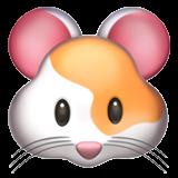Hamster Face (Apple iOS 12.2)