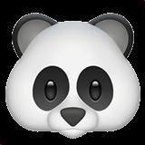 Panda Face (Apple iOS 12.2)