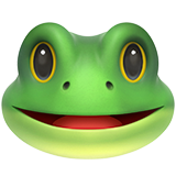 Frog Face (Apple iOS 12.2)