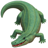 Crocodile (Apple iOS 12.2)