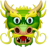 Dragon Face (Apple iOS 12.2)