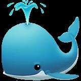 Spouting Whale (Apple iOS 12.2)