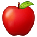 Red Apple (Samsung One UI 1.0)