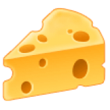 Cheese Wedge (Samsung One UI 1.5)