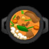 Shallow Pan of Food (Samsung One UI 1.5)