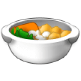 Pot of Food (Samsung One UI 1.5)