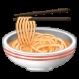 Steaming Bowl (Samsung One UI 1.5)