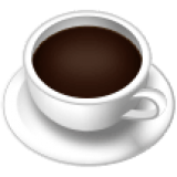 Hot Beverage (Samsung One UI 1.5)