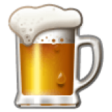 Beer Mug (Samsung One UI 1.5)