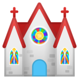 Church (Google Android 10.0)