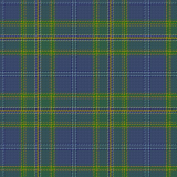 All Ireland Blue Tartan