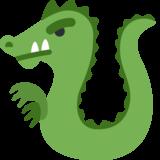 Dragon (Twitter Twemoji 12.1.4)
