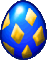 Quicksand Dragon Egg