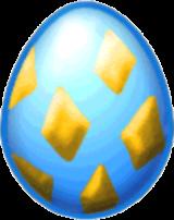 Arctic Dragon Egg