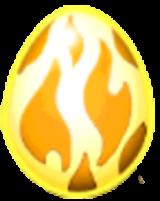 Infrared Dragon Egg