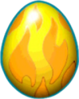 Brilliant Dragon Egg
