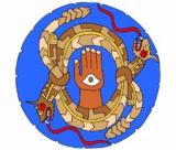 Hand Eye Symbol #2