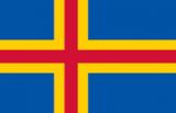 Flag of Åland Islands