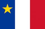 Flag of Acadia