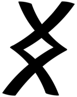 Samekh (South Arabian alphabet)
