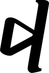 Daleth (South Arabian alphabet)