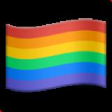 Rainbow Flag (iOS 13.3)