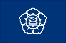 Flag of the National Government (South Korea)