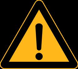 General Warning Sign - China