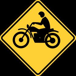 Motorcycle Crossing